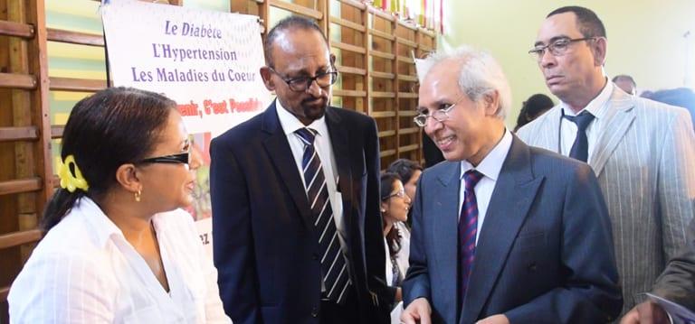 [Vidéo] Cancer Centre: les travaux démarrent dans trois mois, avance Husnoo