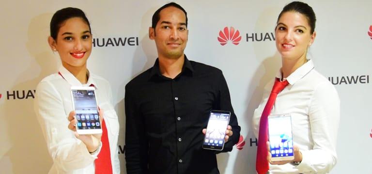 [Vidéo] Huawei vise hommes et femmes d'affaires avec le Mate 9