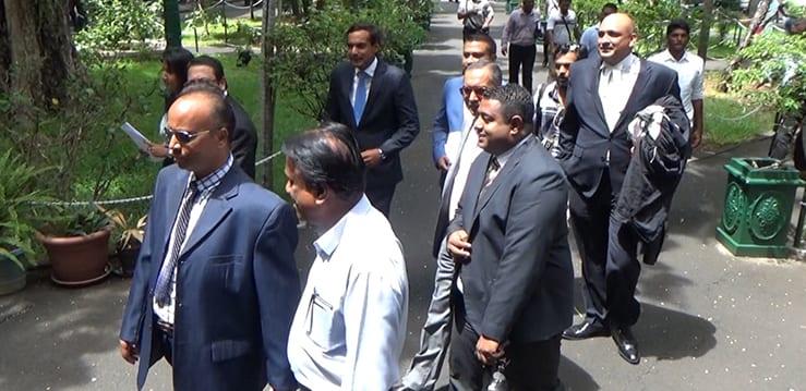 Contestation de SAJ comme député : La Cour suprême rejette la demande d'Armance et de Reekhaye