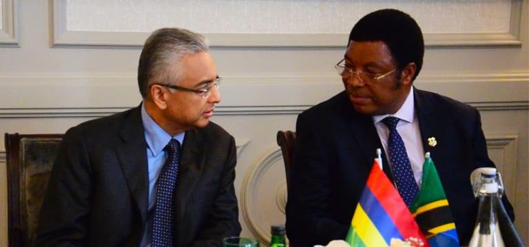 [Vidéo] Investissement: Pravind Jugnauth encourage la Tanzanie à se tourner vers la plateforme Maurice