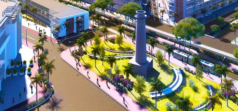 [Vidéo] Moka Smart City veut accueillir 5500 habitants et créer 3500 emplois en 15 ans