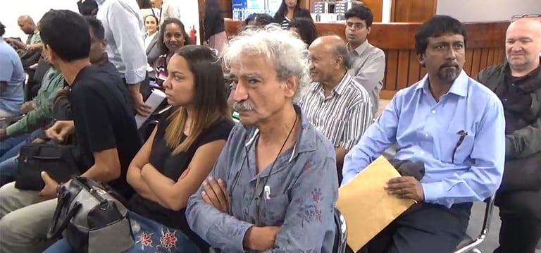 [Vidéo] «Pas facile de réaliser» le souhait des artistes, déclare PravindJugnauth