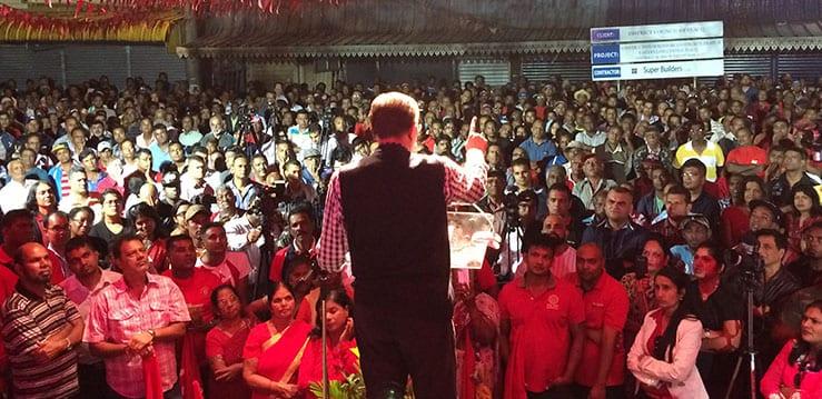 Les travaillistes se mobilisent pour réclamer la démission de Jadoo-Jaunbocus, Teeluckdharry et Sesungkur