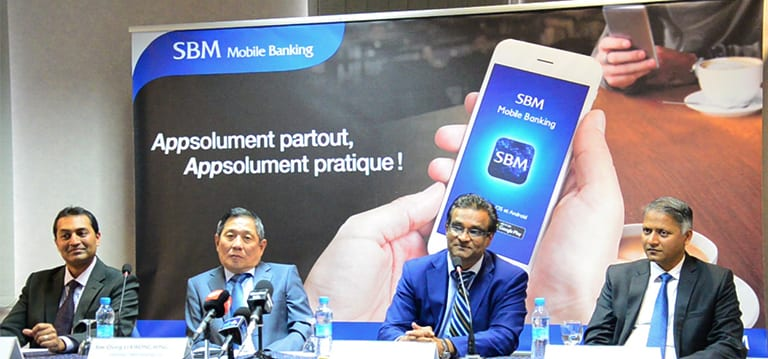 [Vidéo] La SBM se lance dans l'aventure du mobile banking