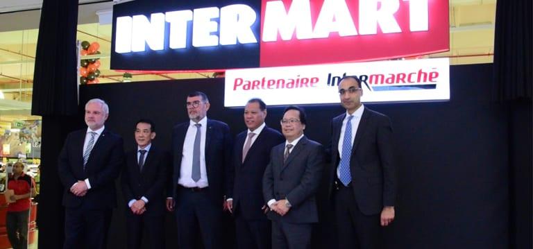 [Vidéo] Devenu partenaire Intermarché, Intermart lance un 8e supermarché en novembre