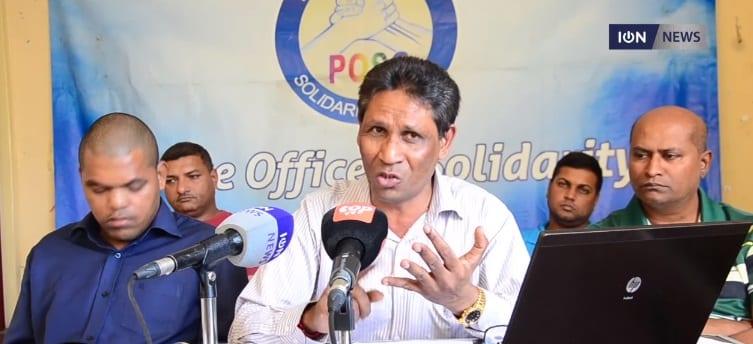 [Vidéo] Jaylall Boojhawon: «Quand un policier défend ses droits, il se fait transférer»