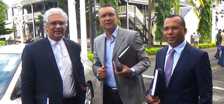 [Vidéo] Convoqué au CCID, Assirvaden déplore la «victimisation» subie par le Parti travailliste