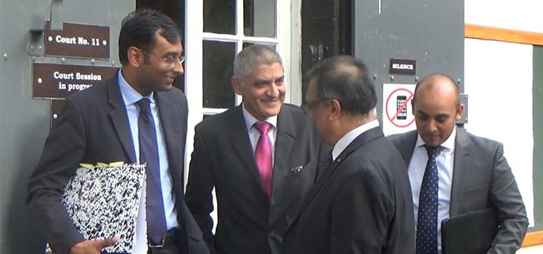 [Vidéo] La FSC s'était opposée à la vente des actions de Britam, dit Busgeet à la Commission d'enquête