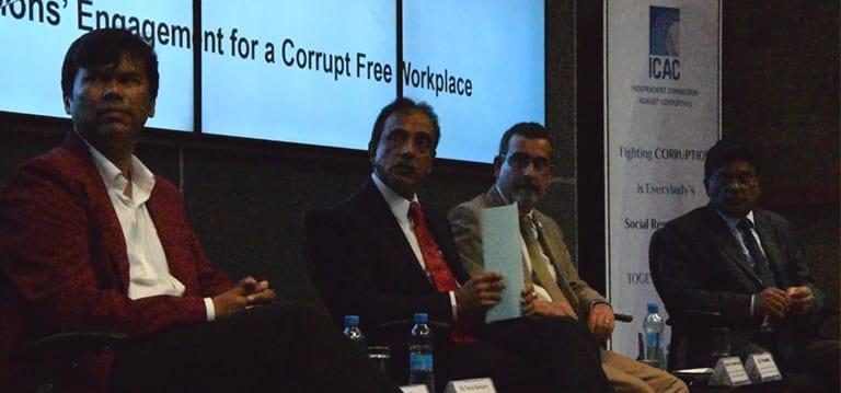 [Vidéo] L'ICAC souhaite que les syndicats s'engagent dans la lutte contre la corruption