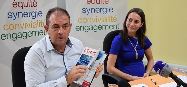 [Vidéo] La CCIFM et L'Eco Austral s'associent pour éditer un guide de l'investisseur