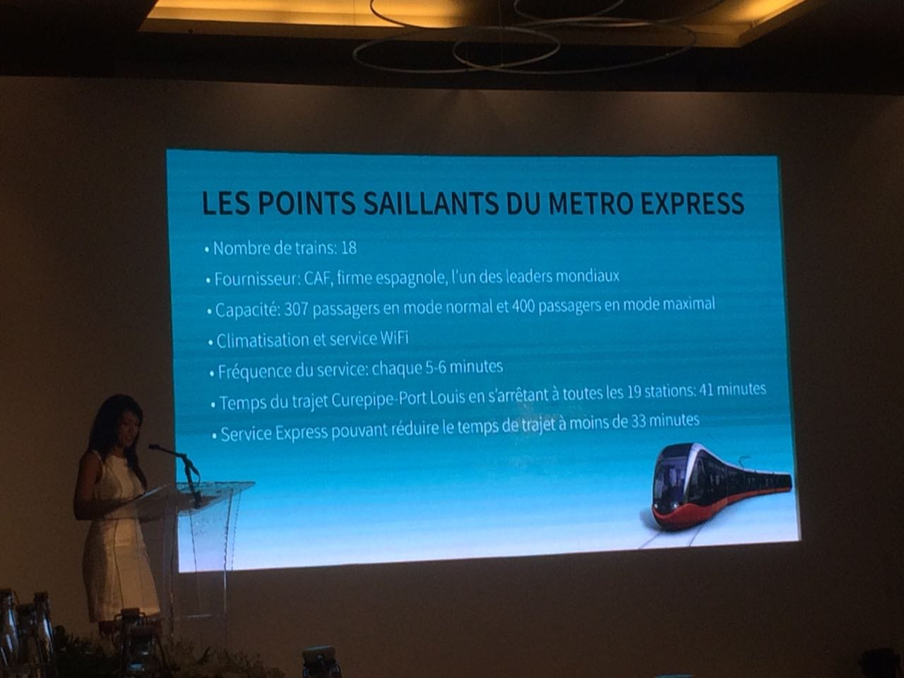 Metro Express - les points saillants 2