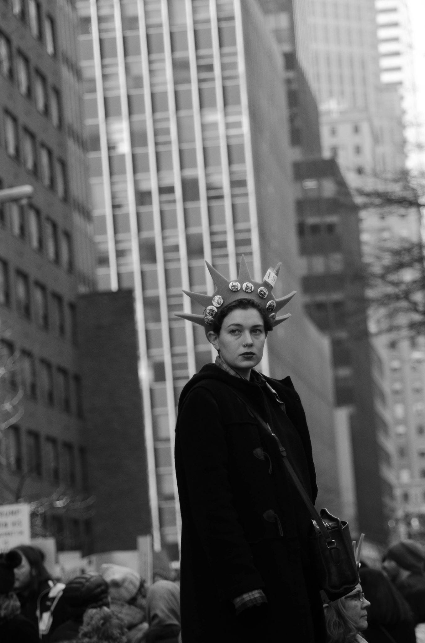 Women's March, New York