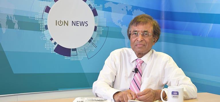 [Live] L'interview avec Anil Gayan