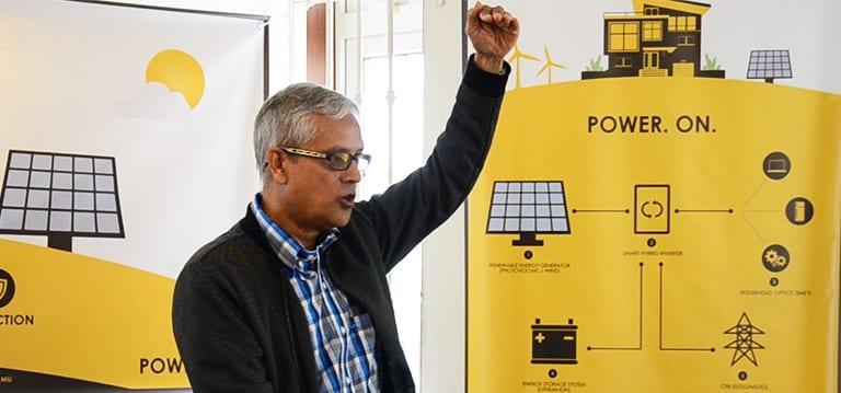 [Vidéo] Energie solaire: Green Energy Manufacturing propose des solutions de stockage