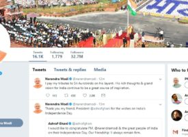 Social Media: The Indian Success Story / Twitter Diplomacy