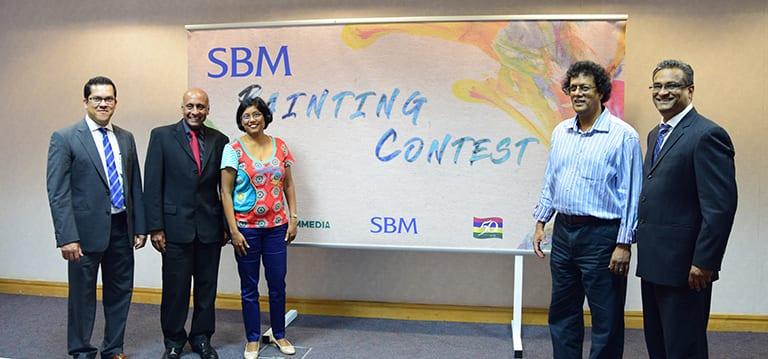La SBM invite enfants et ados à peindre leur île