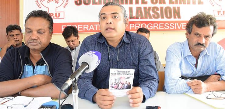[Vidéo] Licenciés de la MDFP: La FPU attend les conclusions de l'enquête du ministère du Travail