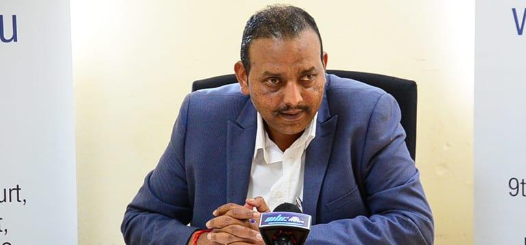 Décès de Sanjiv Issary, CEO de la National Property Fund Ltd