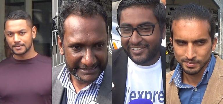 [Vidéo] Affaire Bet365: Abdool Rahim confronté aux journalistes de La Sentinelle au CCID