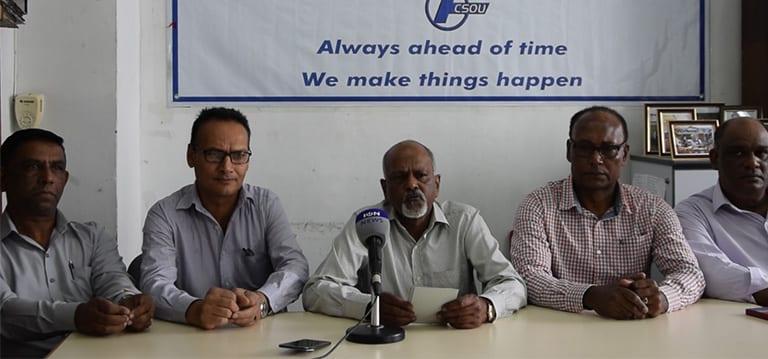 [Vidéo] Prisons: Gopee dénonce «l'attitude dictatoriale» de Vinod Appadoo envers le syndicat