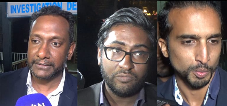 [Vidéo] Sivaramen, Chenney et Denmamode de retour au CCID ce mardi matin