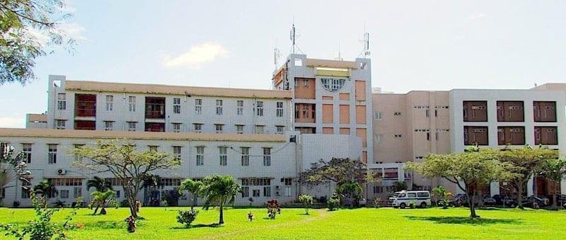 Hôpital universitaire de Flacq : Les travaux débutent