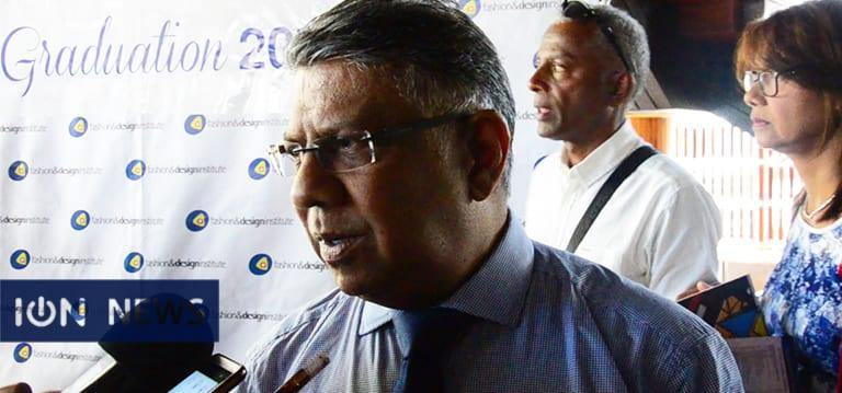 [Vidéo] Ashit Gungah félicite son «camarade» Arvin Boolell pour son élection au no 18