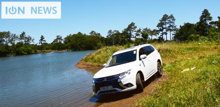 [Vidéo] ION Drive: Pleins feux sur la Mitsubishi Outlander PHEV