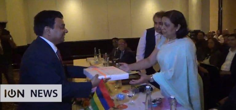 [Vidéo] Maurice plaide pour l'entrée en vigueur par palier du CECPA avec l'Inde