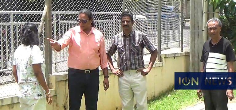 [Vidéo] Toussaint: Les infrastructures sportives ont peu souffert du passage de Berguitta