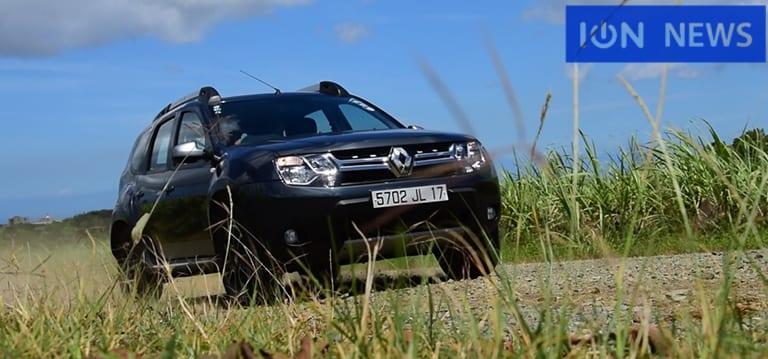 [Vidéo] ION Drive : Essai du Renault Duster, le SUV qui trace sa route à Maurice