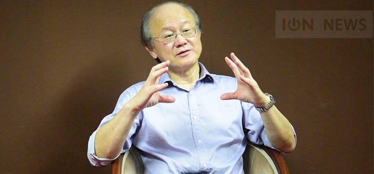 [Interview] Le Pr Kian Fan Chung: La fermeture de la promenade R. Armand «une bonne chose»