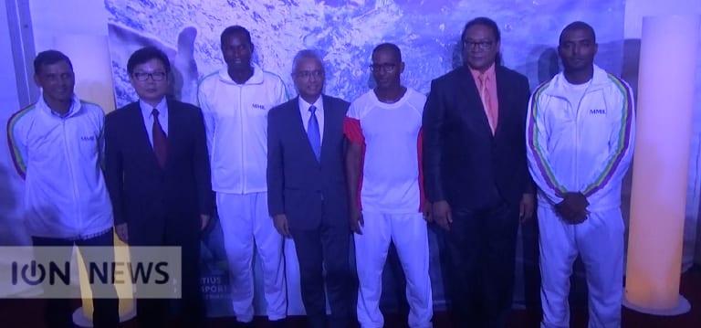 [Vidéo] Jugnauth : «Je veux que Maurice devienne un sports hub de référence pour l'océan Indien»