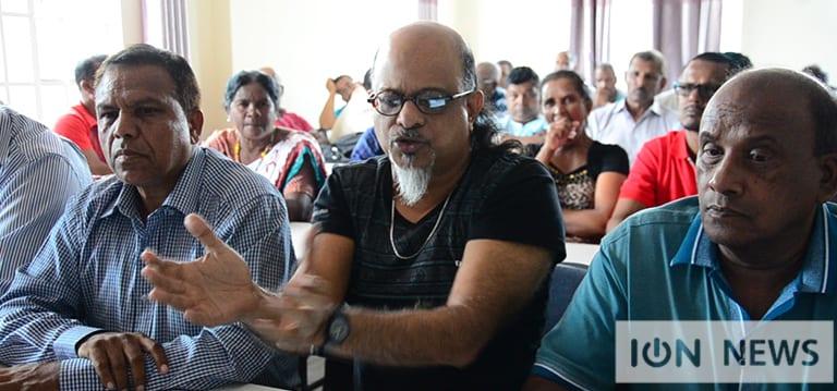 [Vidéo] Sucre: Le JNP insiste sur un nouvel accord collectif pour les artisans et laboureurs