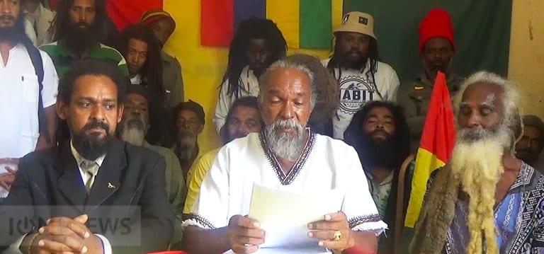 [Vidéo] Litige autour du Triangle de Chamarel : Les rastas espèrent une «solution pacifique»
