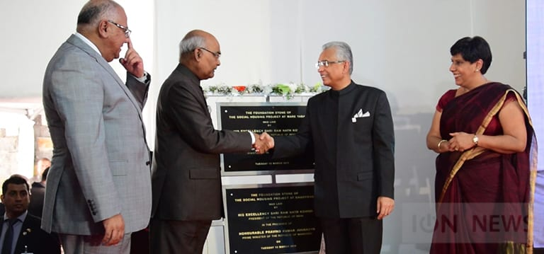[Vidéo] A l'inauguration du World Hindi Secretariat, le PM lance des projets éducatifs et sociaux