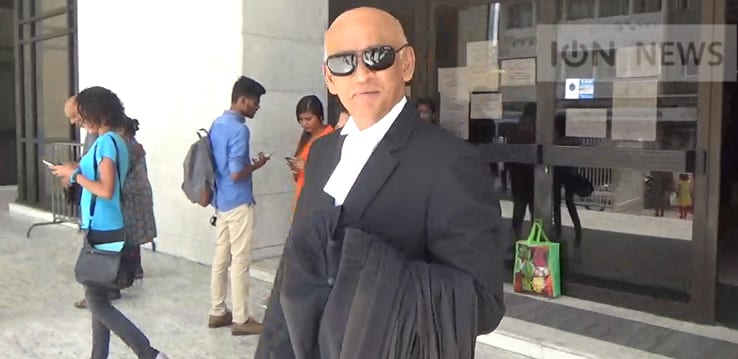 Post-Rapport Lam Shang Leen : l'avocat Raouf Gulbul interrogé sur ses biens par l'ICAC
