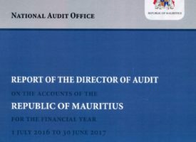 [Document] Lisez le rapport de l'Audit 2016-2017