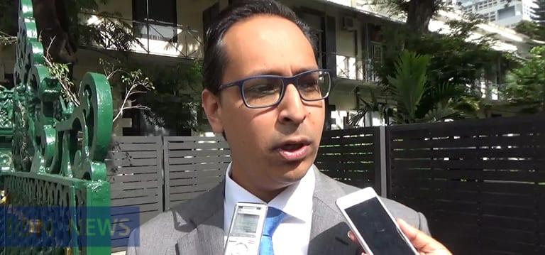 [Vidéo] Commission Britam : Akilesh Deerpalsing compte saisir le CCID