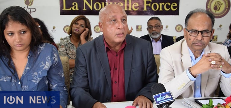 [Audio] MP : Barbier à la présidence, Ganoo et Diolle exclus