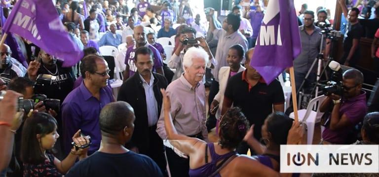 [Vidéo] Le MMM réitère sa «stratégie générale» d'aller seul aux élections générales