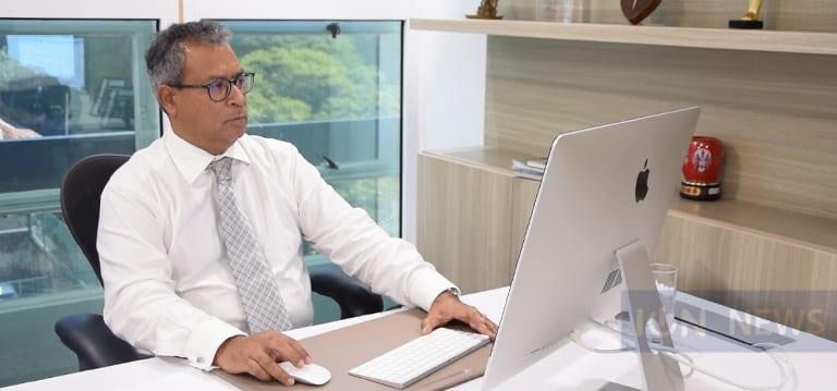 [Vidéo] Raju Jaddoo: «Il y a un regain de confiance et d'activité économique»