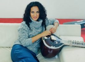 Entre tradition et modernité : Anoushka Shankar et son Land of Gold à Maurice