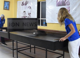 [Vidéo] Showdown, ou le tennis de table des non-voyants, à Maurice