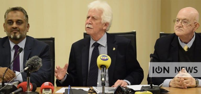 [Vidéo] Bérenger raille un «Budget Panadol» avec nombre de mesures «électoralistes»
