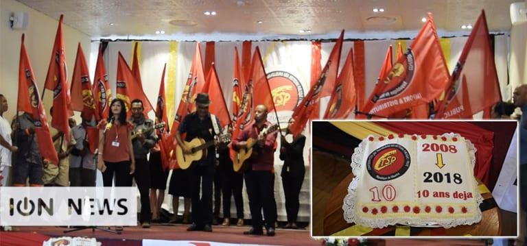 [Vidéo] La CTSP célèbre ses 10 ans sur fond de parité et de solidarité