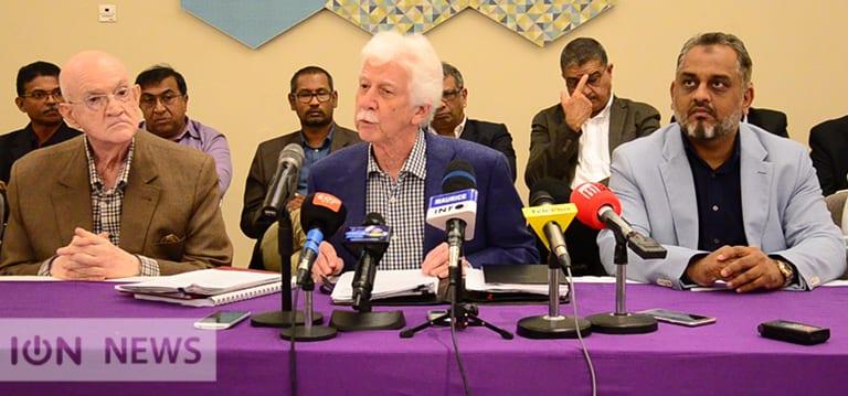 [Vidéo] Rs 15 m à Dayal : Bérenger soutiendra la motion de blâme contre Gobin