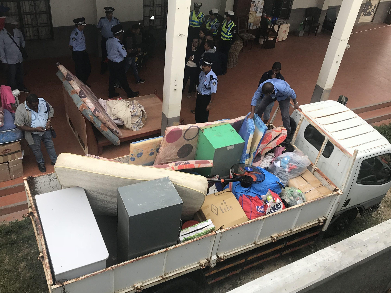 Expulsés du centre communautaire de Saint-Malo, quatre sinistrés «éligibles» pour un logement NHDC