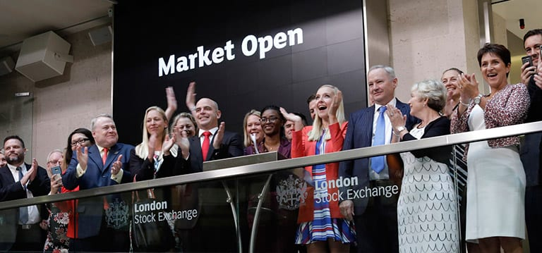 [Video] Grit: The first Mauritian based company on the London Stock Exchange