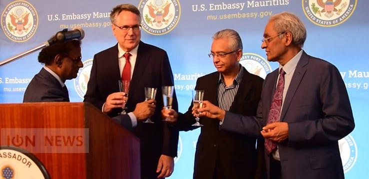 [Vidéo] David Reimer: Les USA peuvent aider la «nouvelle ère» économique de Maurice